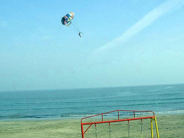 Nagoa Beach, Diu Hotels