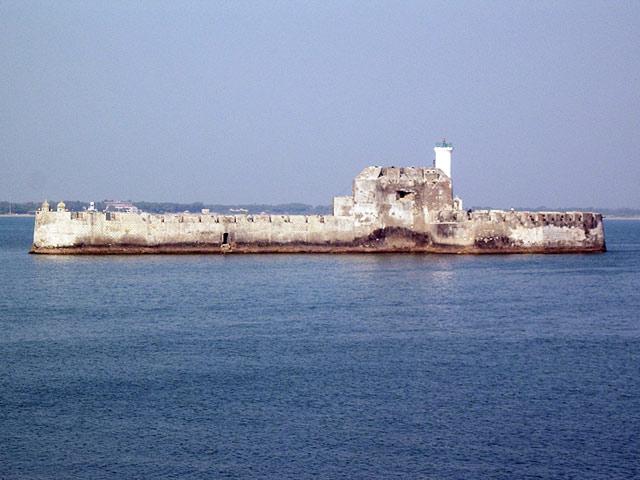 Panikotha-Fortim Do Mar, Diu Hotels