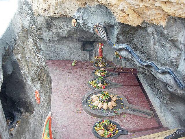Gangeshwar Temple, Diu Tourism