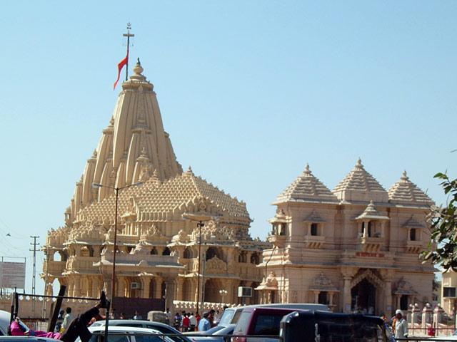 Somnath Temple near Diu, Diu Hotels